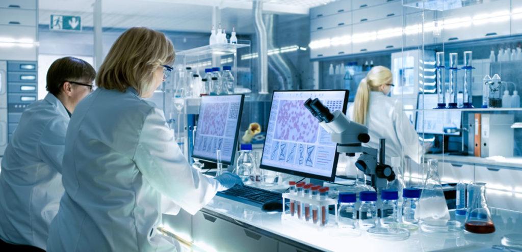 مشاوره تخصصی و اجرای ساخت آزمایشگاه