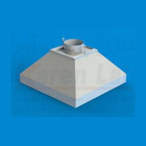 هود سقفی آزمایشگاهی