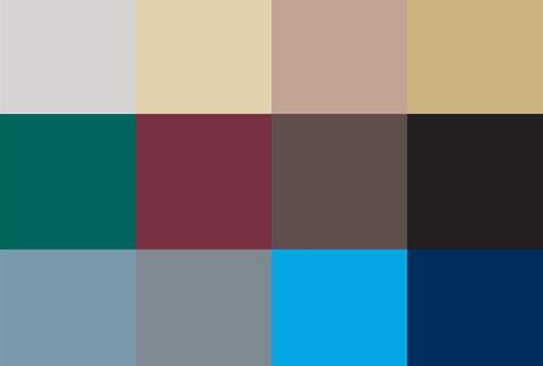 رنگ رویه های سکوبندی آزمایشگاهی کارن لب
