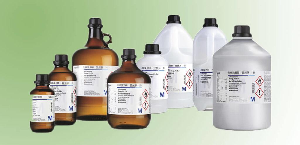 مواد شیمیایی مرک آلمان