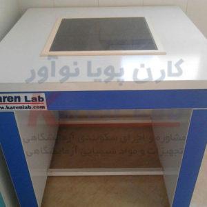 میز ترازو آزمایشگاهی