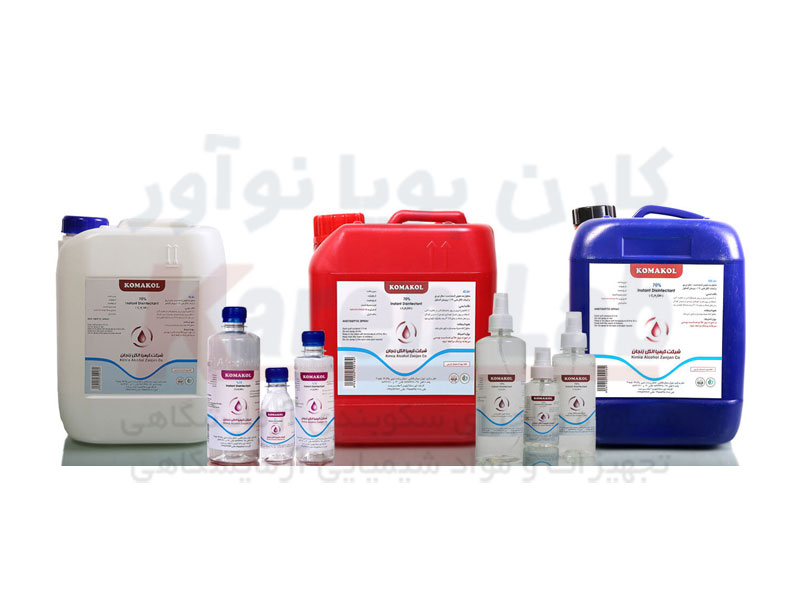 محلول ضد عفونی کننده و انواع مختلف و نحوه استفاده