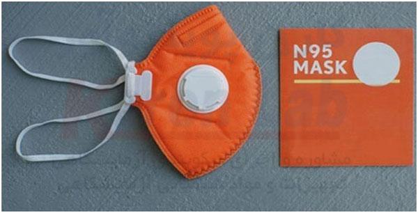 ماسک فیلتردار N95