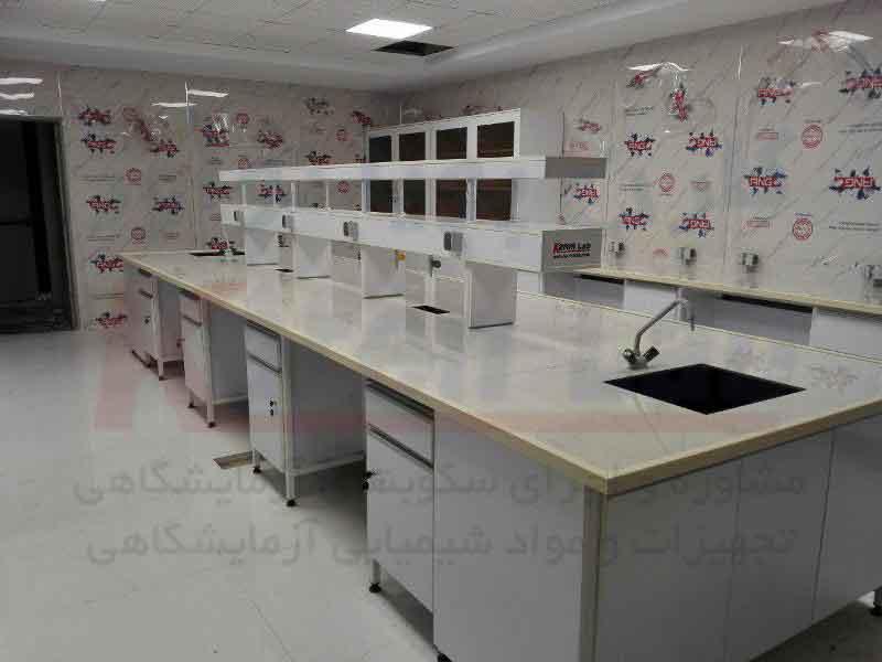 کاربرد و ویژگی های سینک آزمایشگاهی