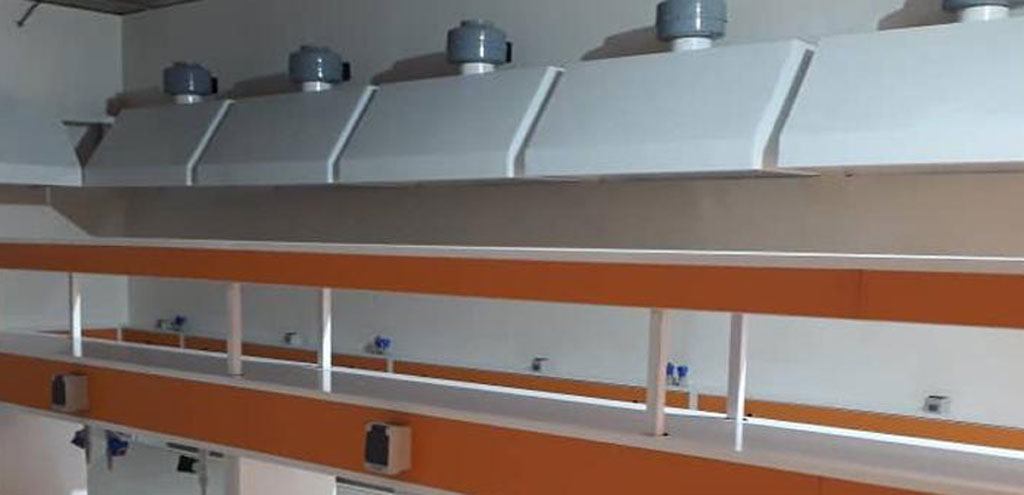 مشاوره ، تولید و اجرای انواع هود آزمایشگاهی