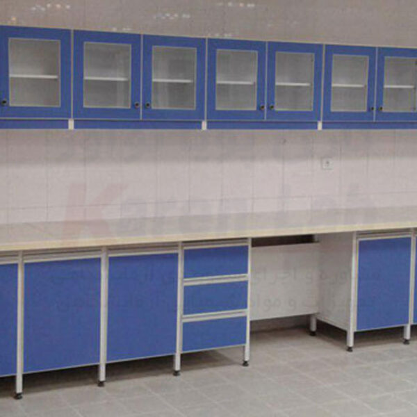 کابینت دیواری آزمایشگاهی