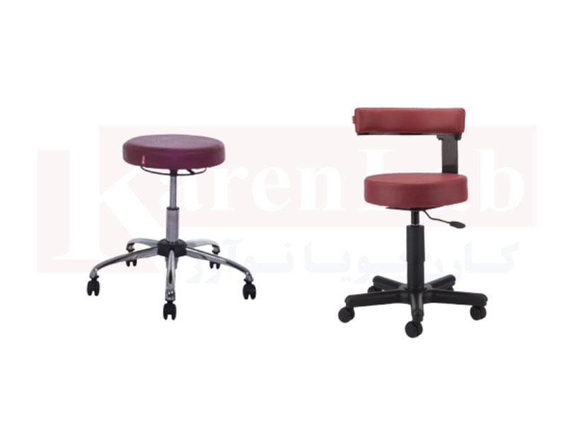 انتخاب صندلی مناسب کارکنان آزمایشگاه